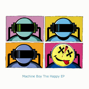 The Happy EP!