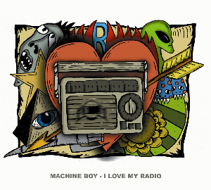 I Love My Radio EP!