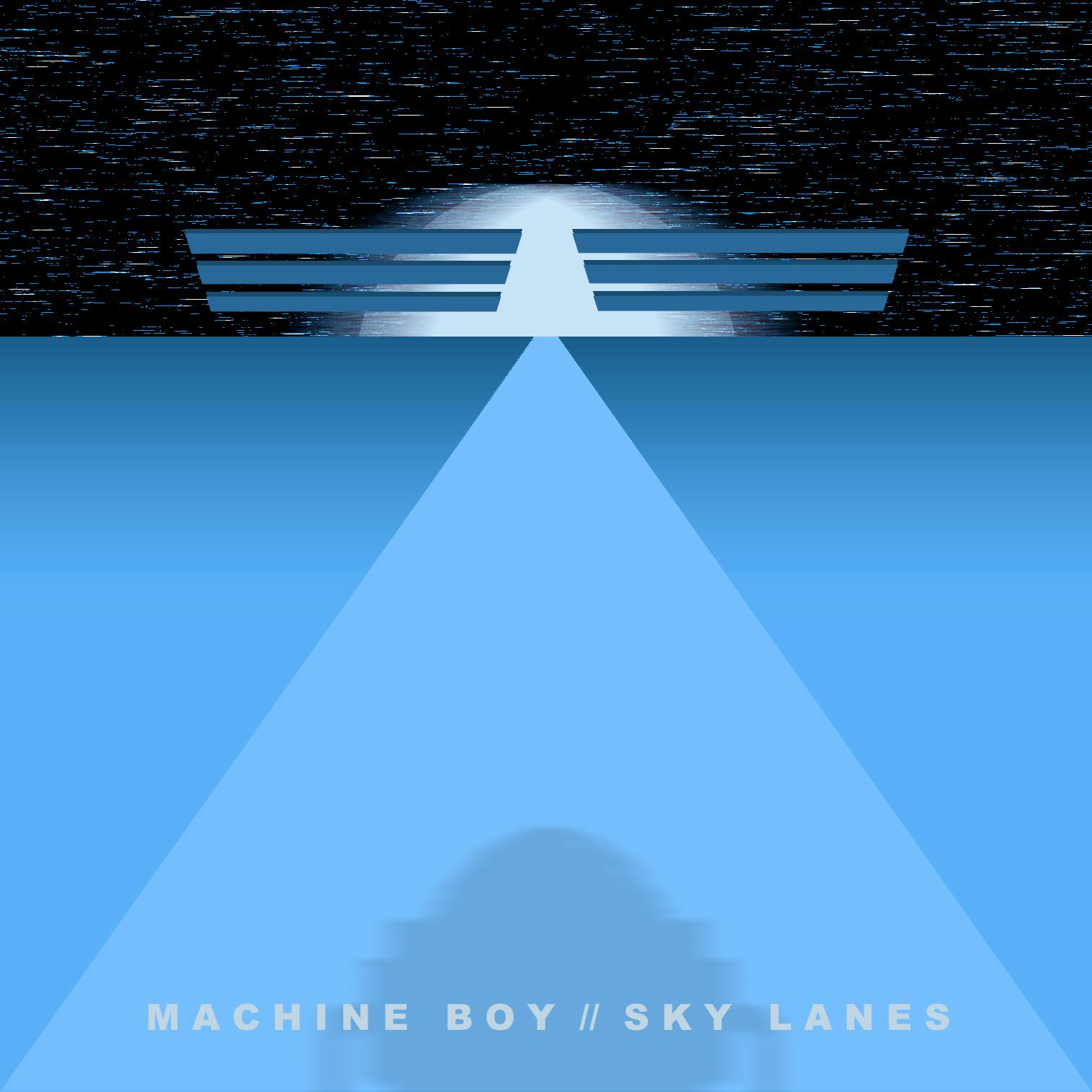 machine boy sky lanes